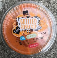 Grilled pepper dip - Prodotto - fr