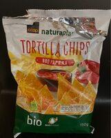 Tortilla Chips Paprika - Product - fr