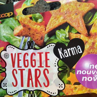 Veggie Stars - Product