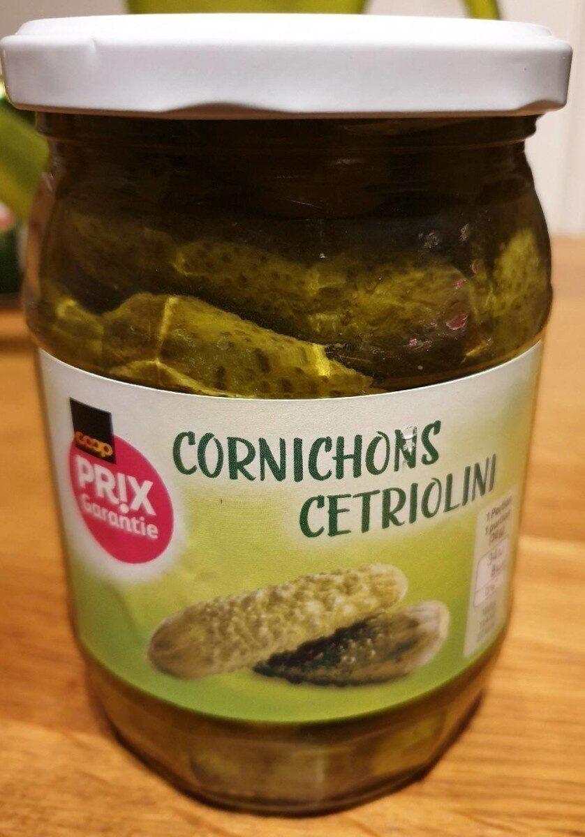 Cornichons - Prodotto - fr
