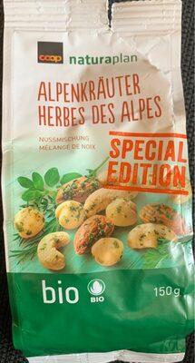 Herbes des Alpes - Product - fr