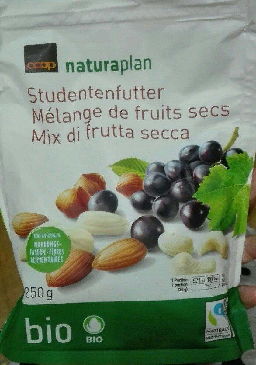 Mélange de fruits secs - Prodotto - fr