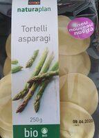 Tortelli asparagi - Product - fr