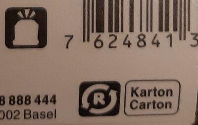 Tortelli asparagi - Recyclinginstructies en / of verpakkingsinformatie - fr
