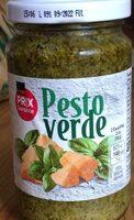 Pesto Verde - Prodotto - fr