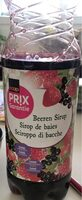 Sirop de baies - Prodotto - fr