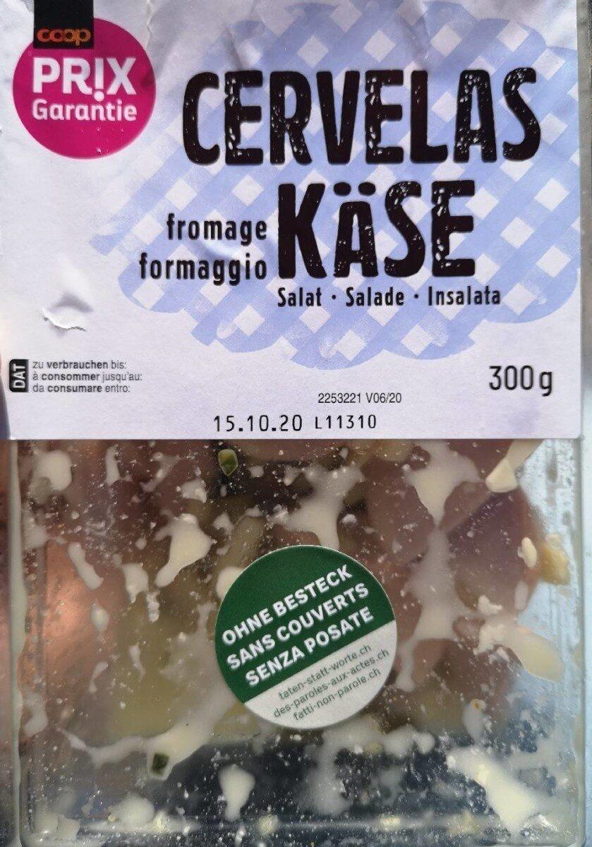 Salade cervelas fromage - Prodotto - fr