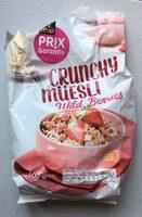 Crunchy Müesli Wild Berries - Prodotto - fr