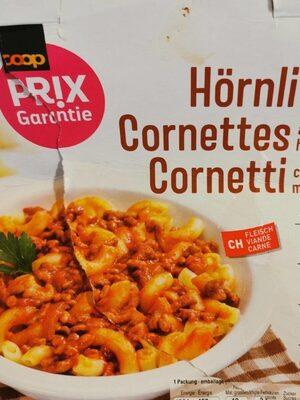 Cornettes à la viande hachée - Product - fr