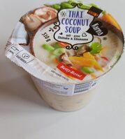 Thaï coconut soup - Prodotto - fr