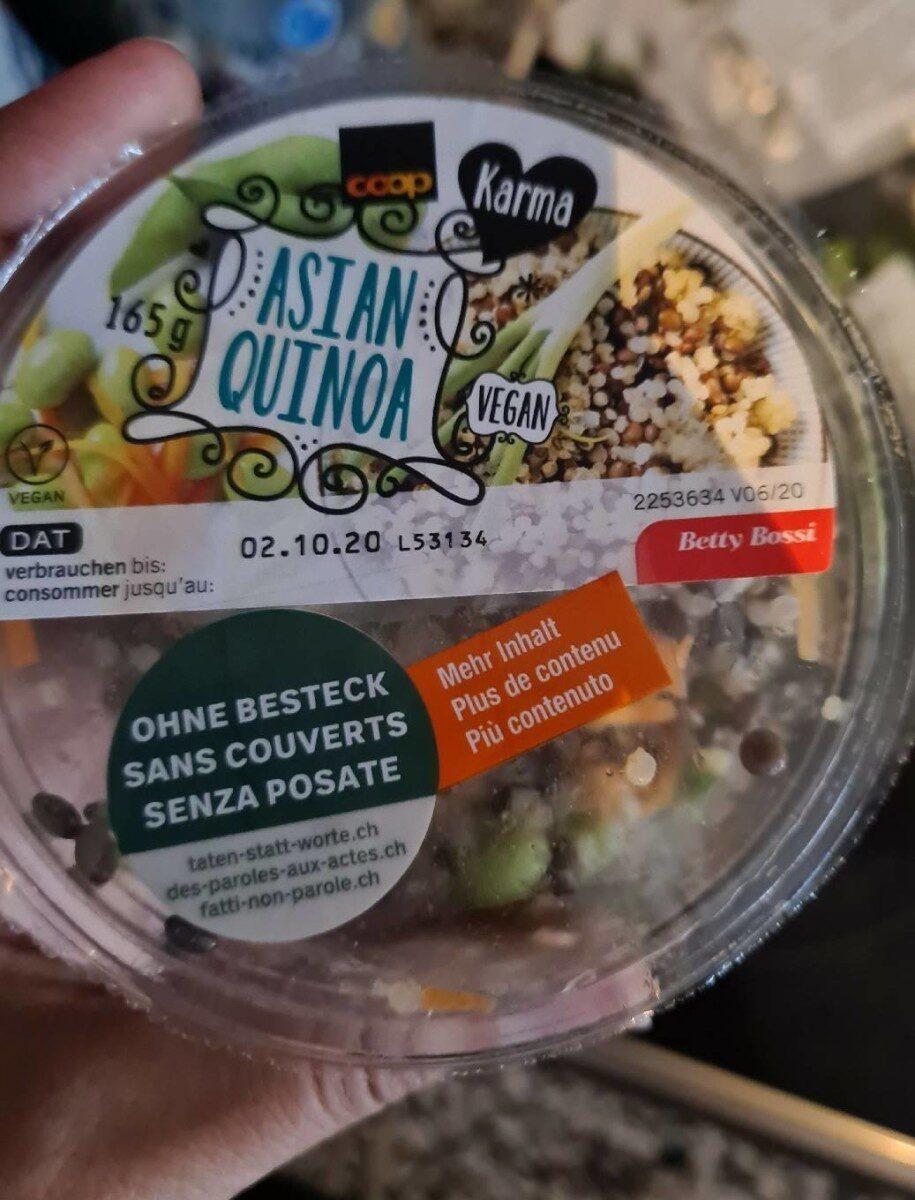 Asian Quinoa - Produit - fr