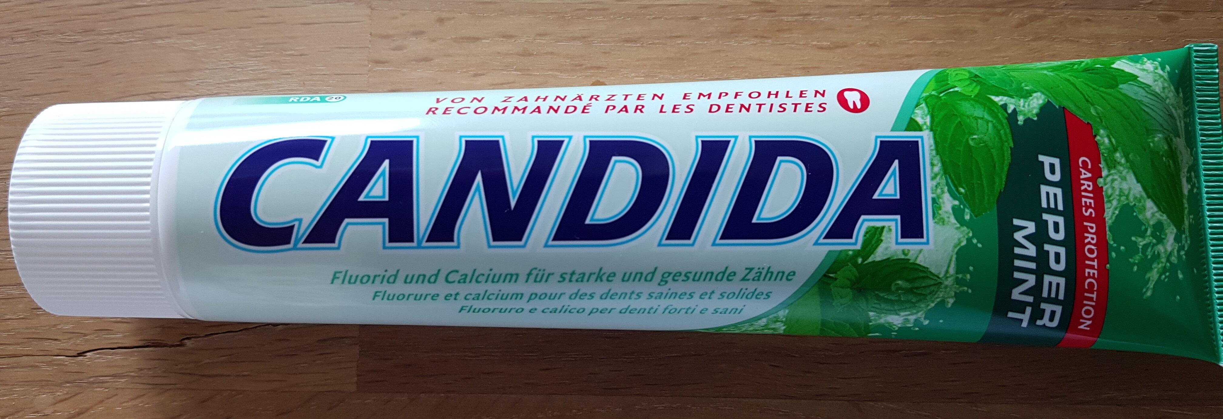 Dentifrice - Prodotto - fr