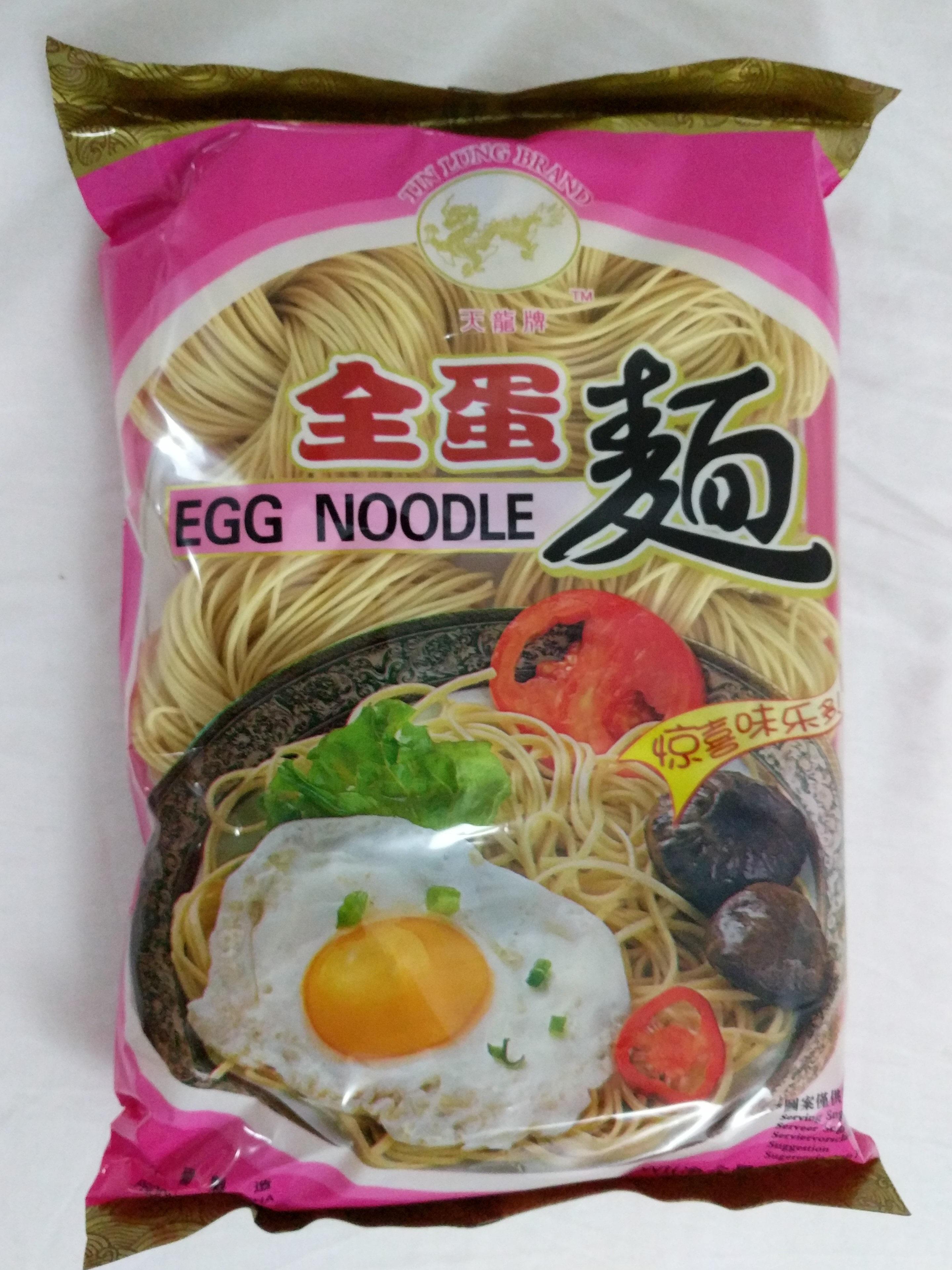 Egg Noodle - Produit