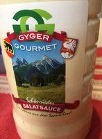 Schönrieder Salatsauce - Produit - fr