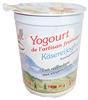 Yogourt Bircher Moléson - Produit