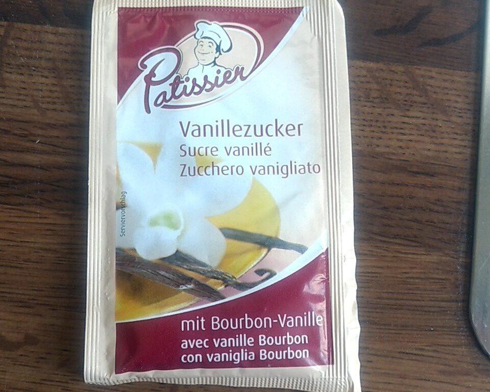 Vanillezucker - Produkt - fr
