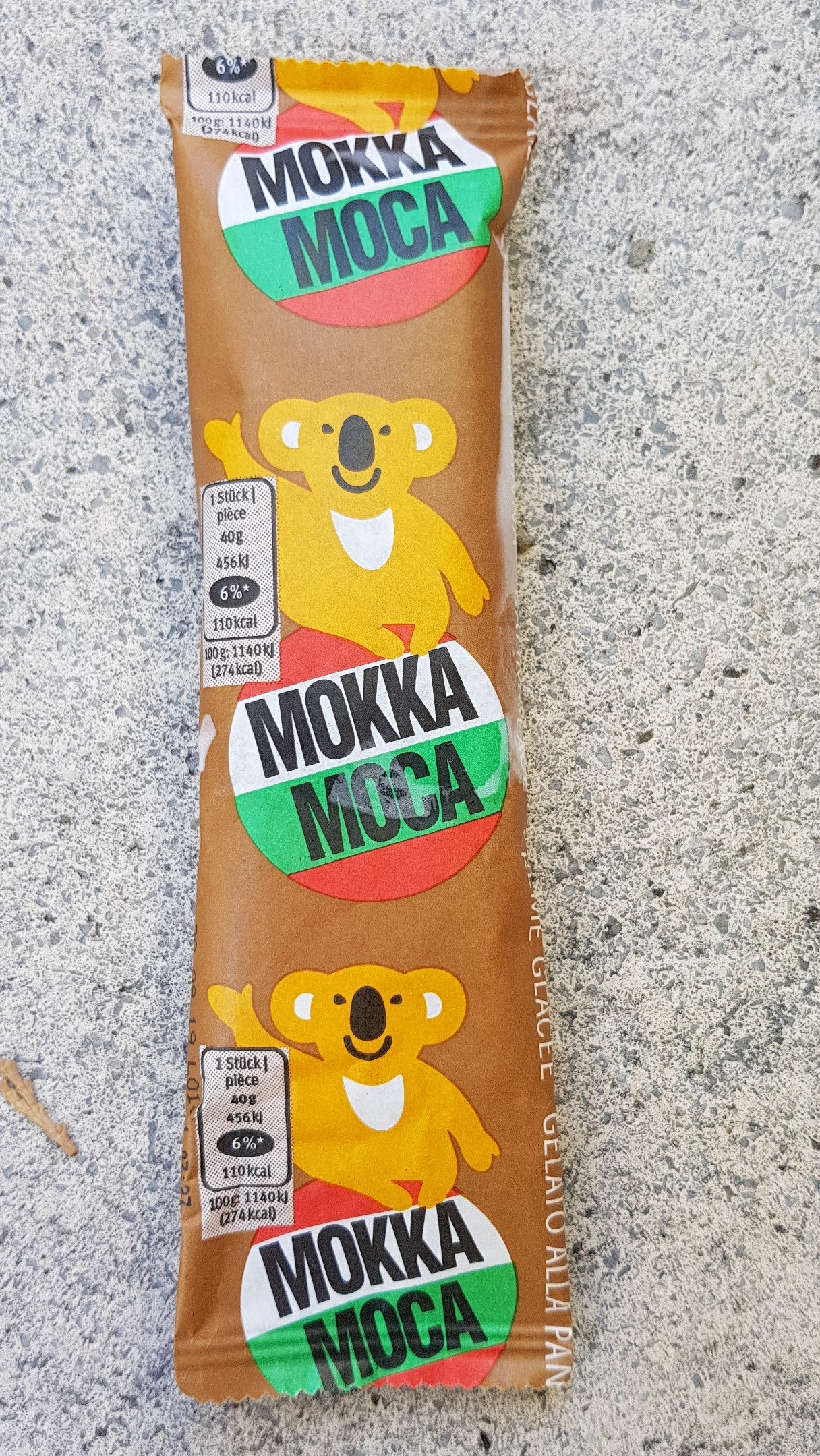 Glace mokka moca - Prodotto - fr
