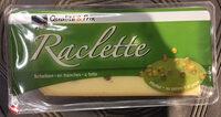 Qualité & Prix - Raclette en tranches au poivre - Product - fr