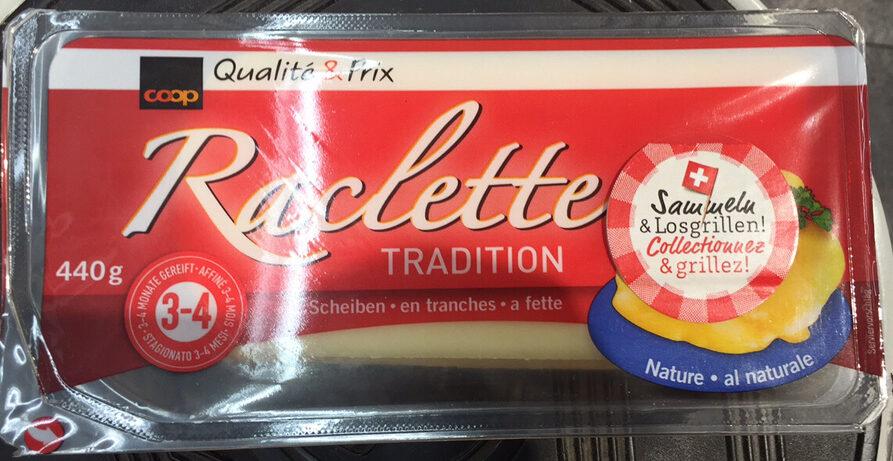 Qualité & Prix Raclette Fromage - Product - fr