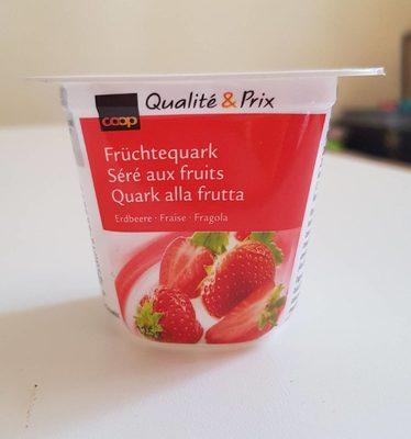 Séré aux fruits - Produit