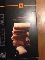 Orange Flavoured Biscuits - Producte