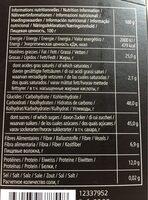 Amaretti - Informations nutritionnelles - fr