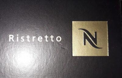 Nespresso Ristretto - Producto - pt