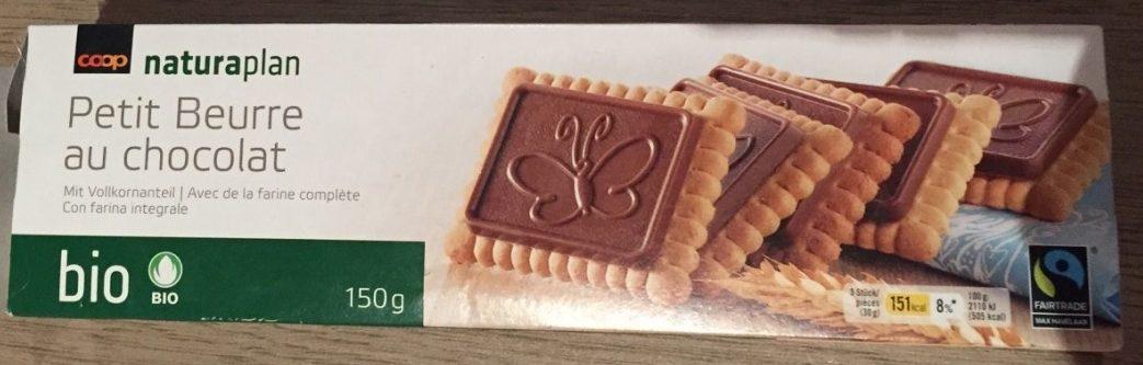 Petit Beurre au chocolat - Produit - fr