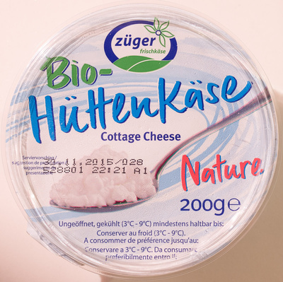 Cottage cheese - Product - de