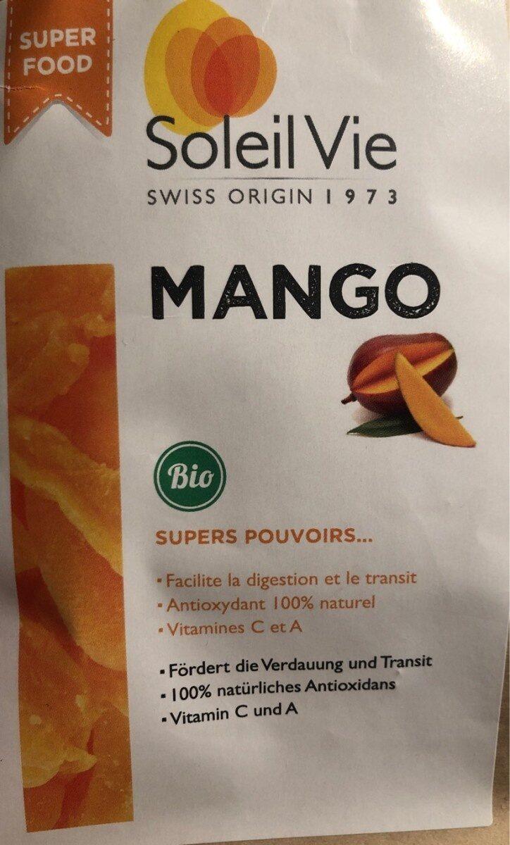 Mango - Produit - fr