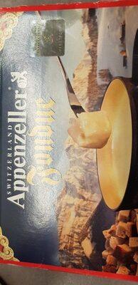 Switzerland Appenzeller Fondue - Produkt - fr