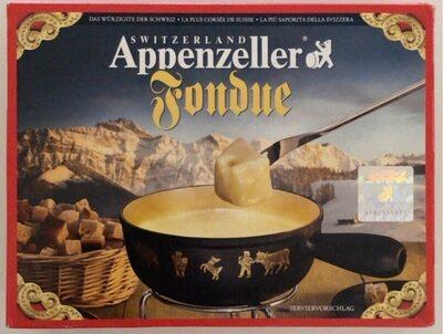 Appenzeller fondue - Prodotto - fr