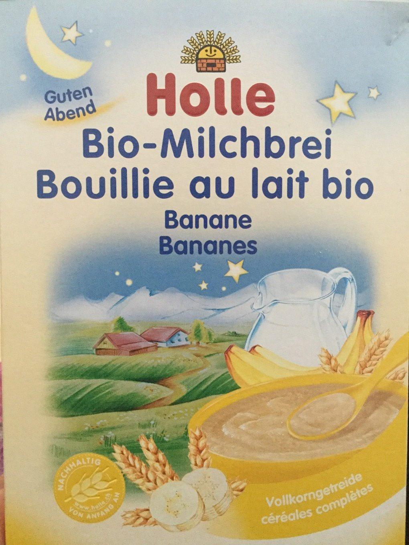 BOUILLIE POUR BEBE LAIT BANANE DES 6 MOIS - Informations nutritionnelles