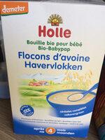 Bouillie De Flocons D'avoine - Prodotto - fr