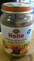 Petit Pot Pomme Pruneau - Produit
