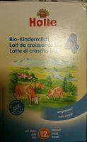 Lait De Croissance 4 Bio - 600G - Holle - Produit - fr