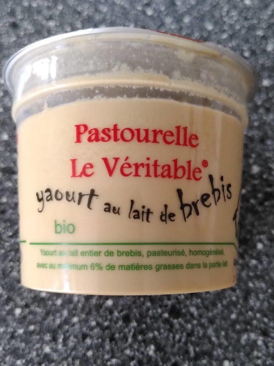 Yaourt bio au lait de brebis moka - Nutrition facts - fr