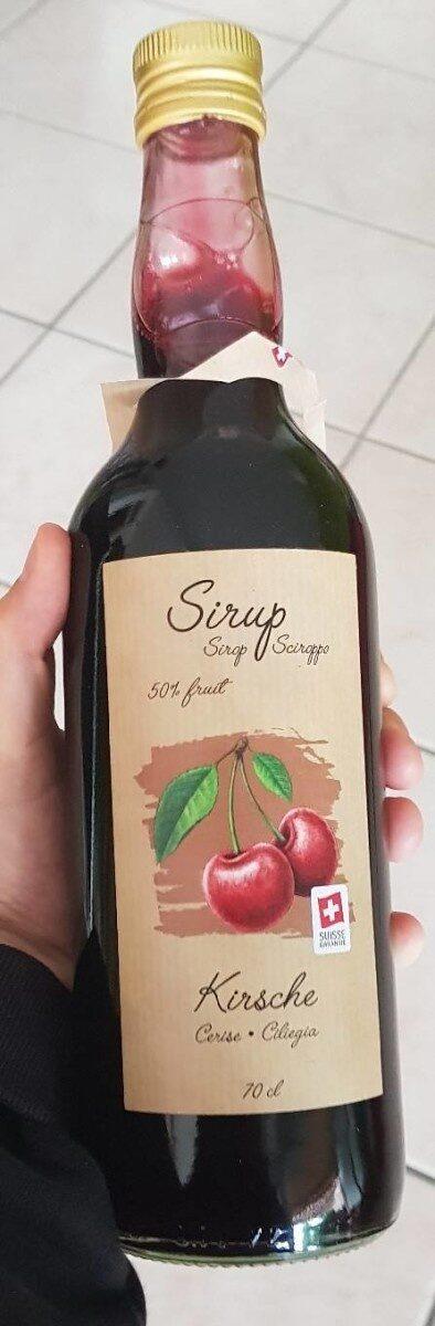 Sirop de cerises - Prodotto - fr