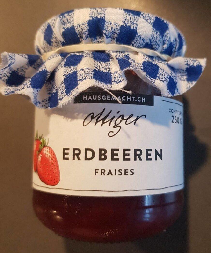 Confiture Miger fraise - Product