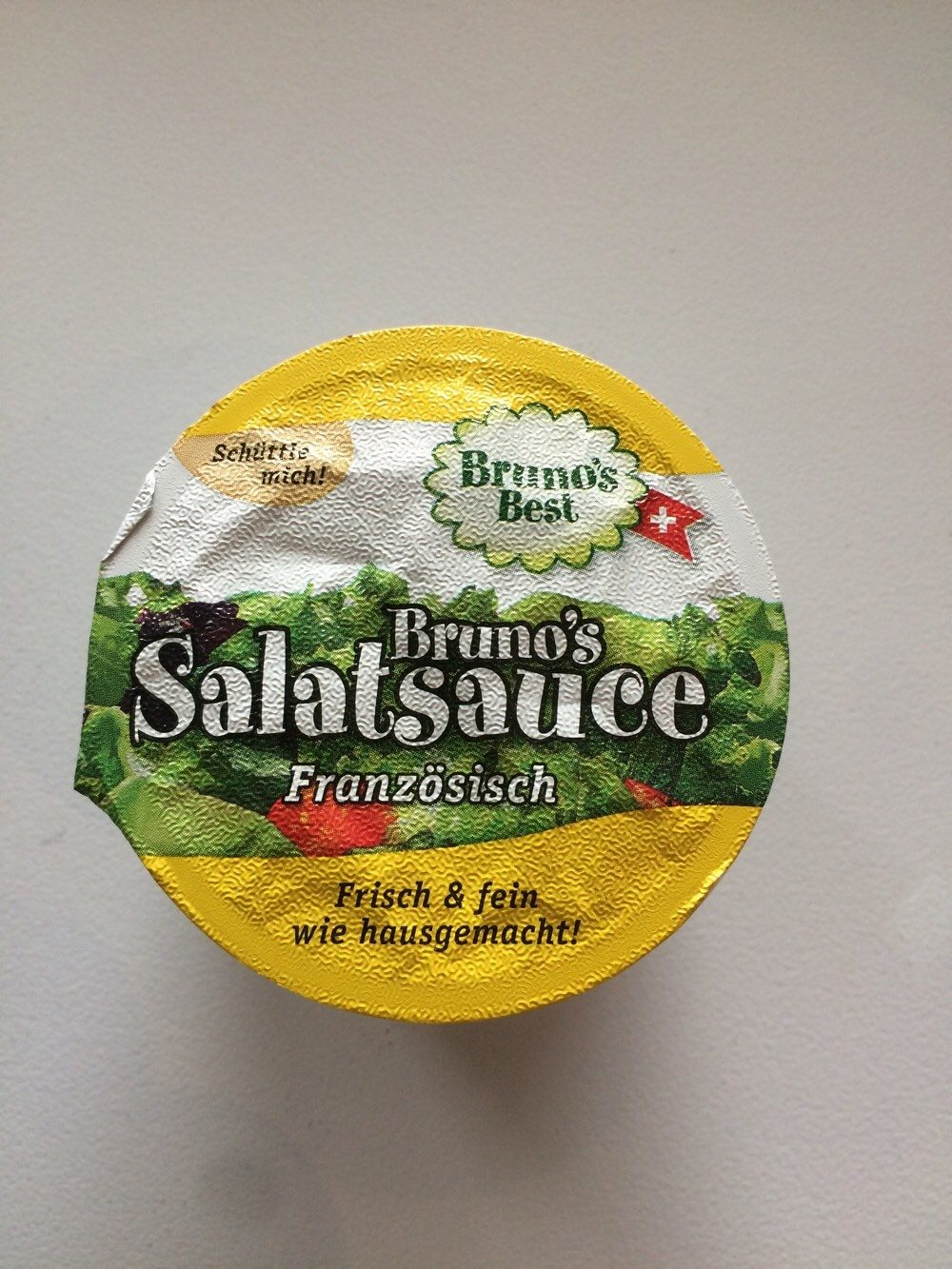 Sauce salade French Coop - Product