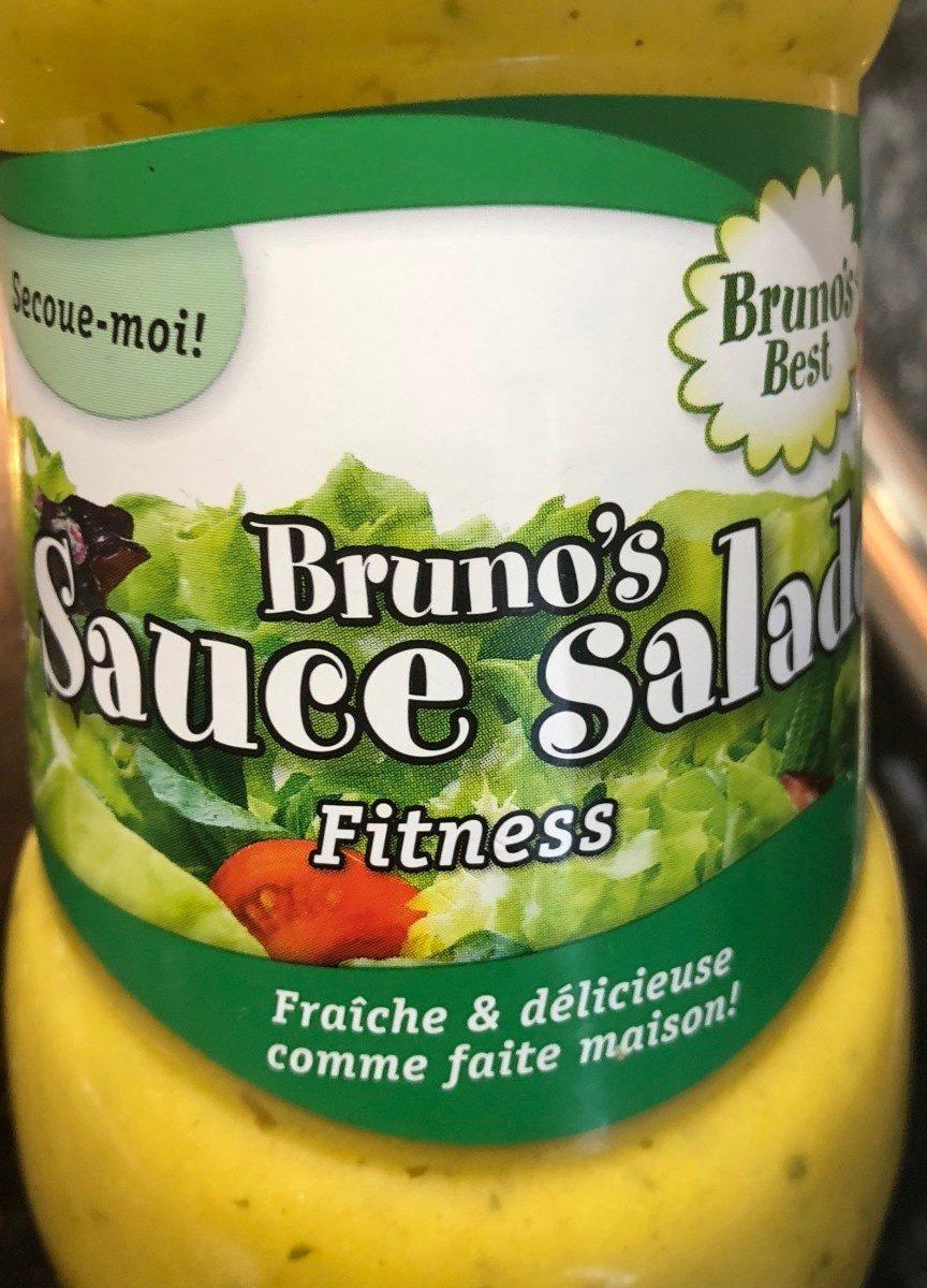 Bruno's Salatsauce - Product - fr