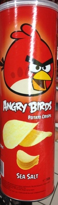 Angry Birds Potato Chips - Product - fr