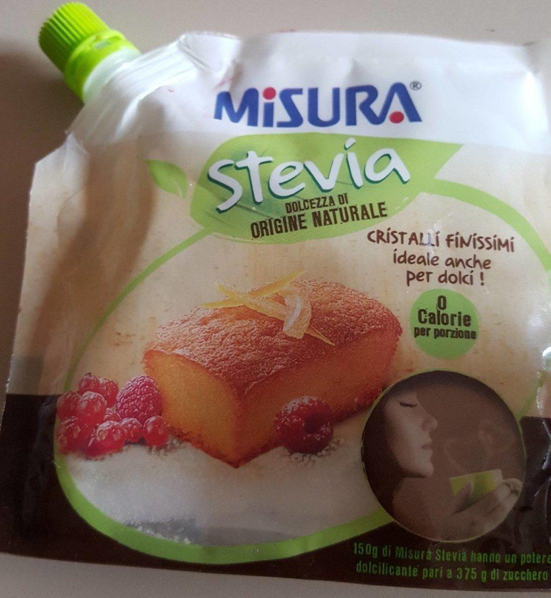 Misura Stevia Crystals