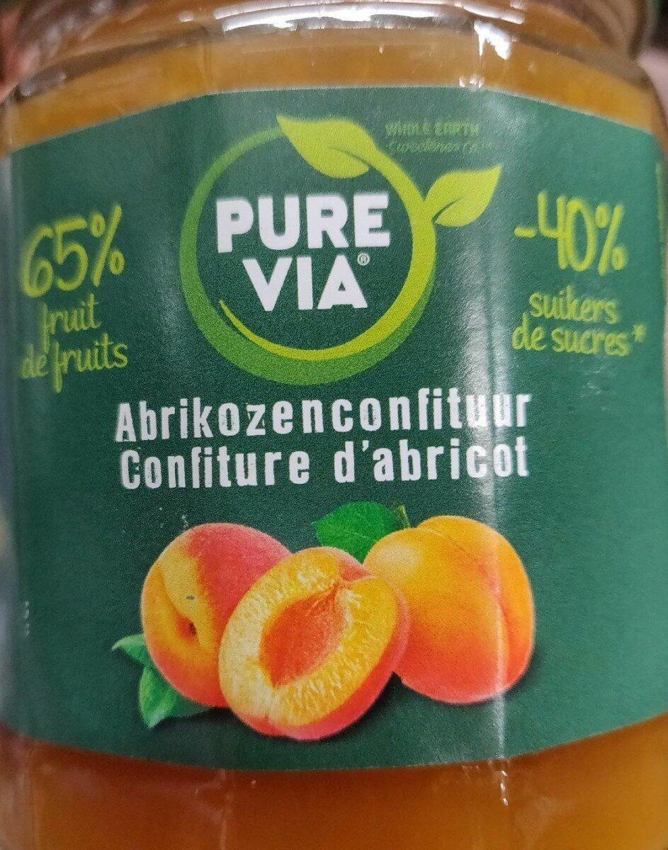 Confituzre d'abricot - Product - fr