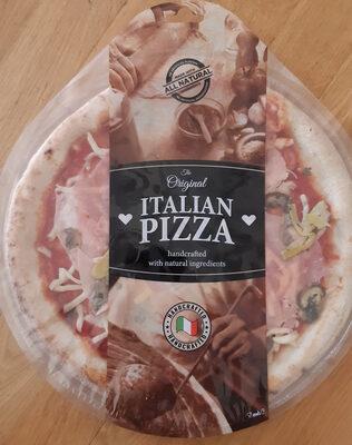 Pizza Capricciosa - Prodotto - it
