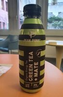 Green tea + Mate - Prodotto - fr