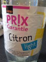 jus de citron light - Product