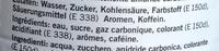 Cola - Ingredienti - fr