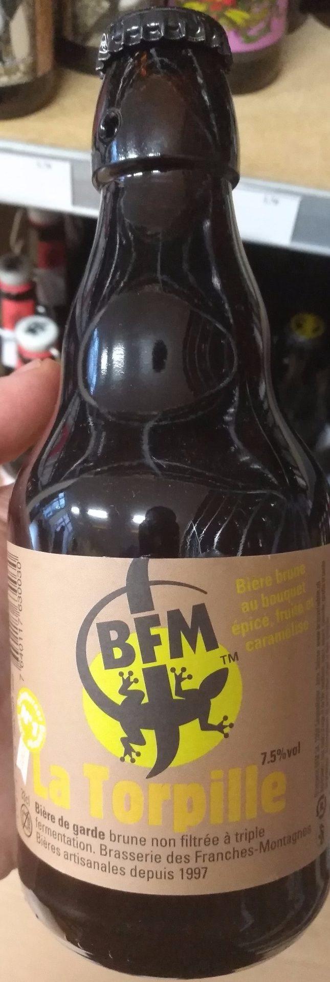 BFM, La torpille - Product