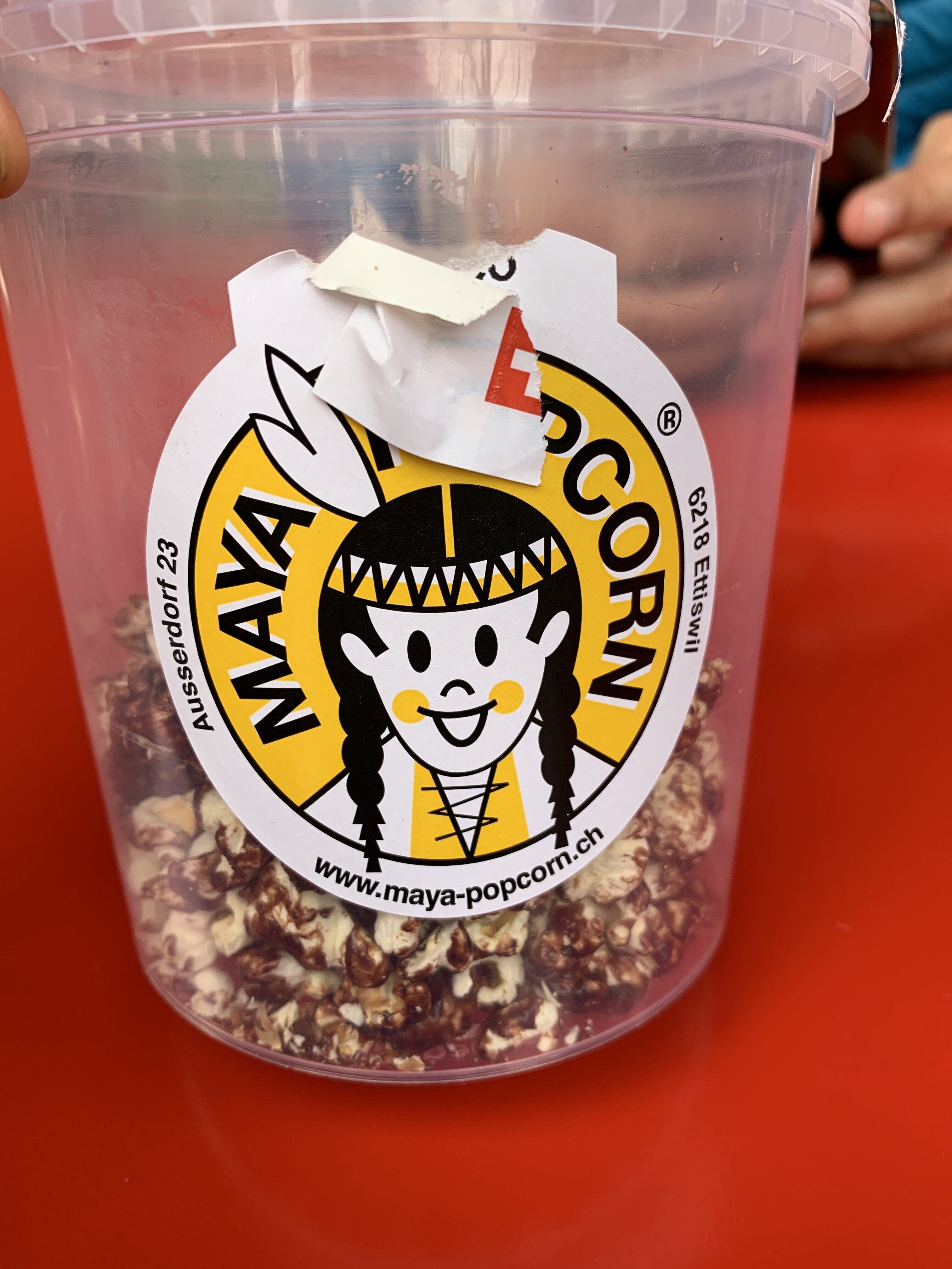 Maya Premium Popcorn Choco - Produit